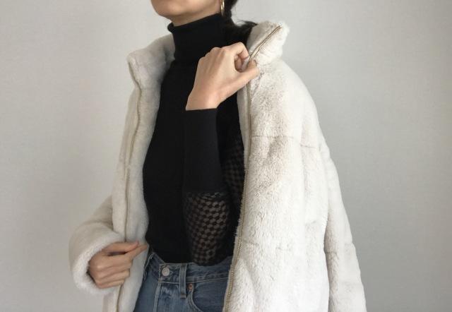 冬の少しだけ気合いを入れたい華やかファッションは袖で遊ぶ&私的プチプラブランドの使い分け_1_3