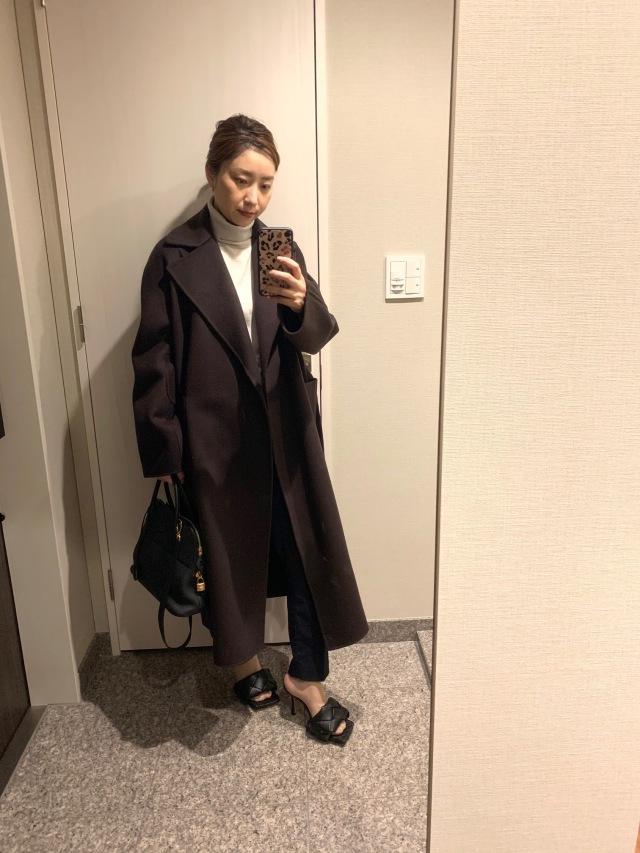 ブラウンコート