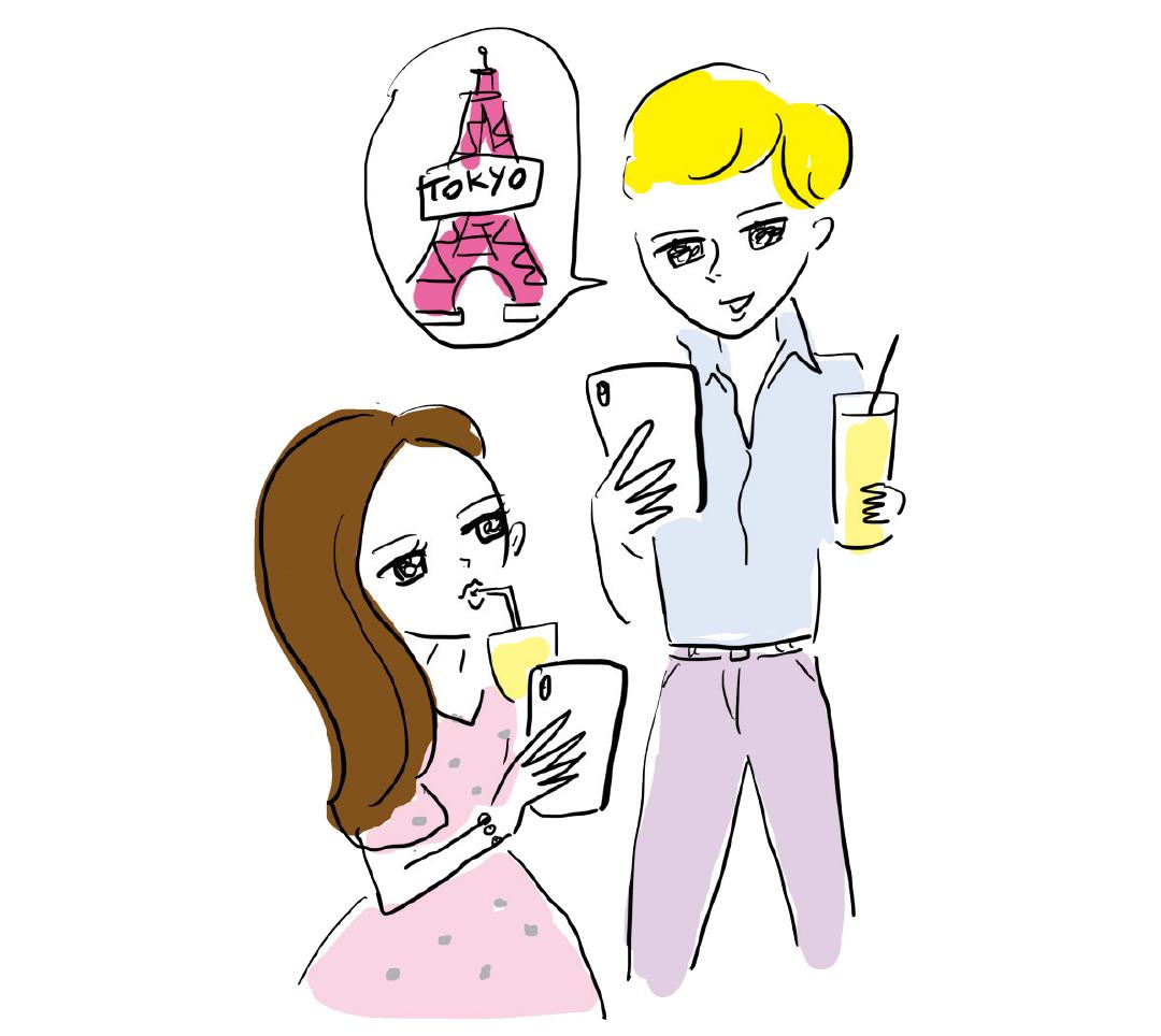 「いつも出会いがある女子」の行動は何が違うの? 生態観察&徹底分析!_1_10