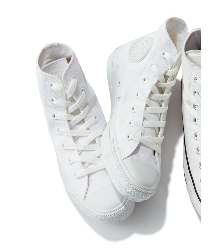 コンバースのスニーカー。白&カラーで、いま大人が選ぶべきは?_1_2-3