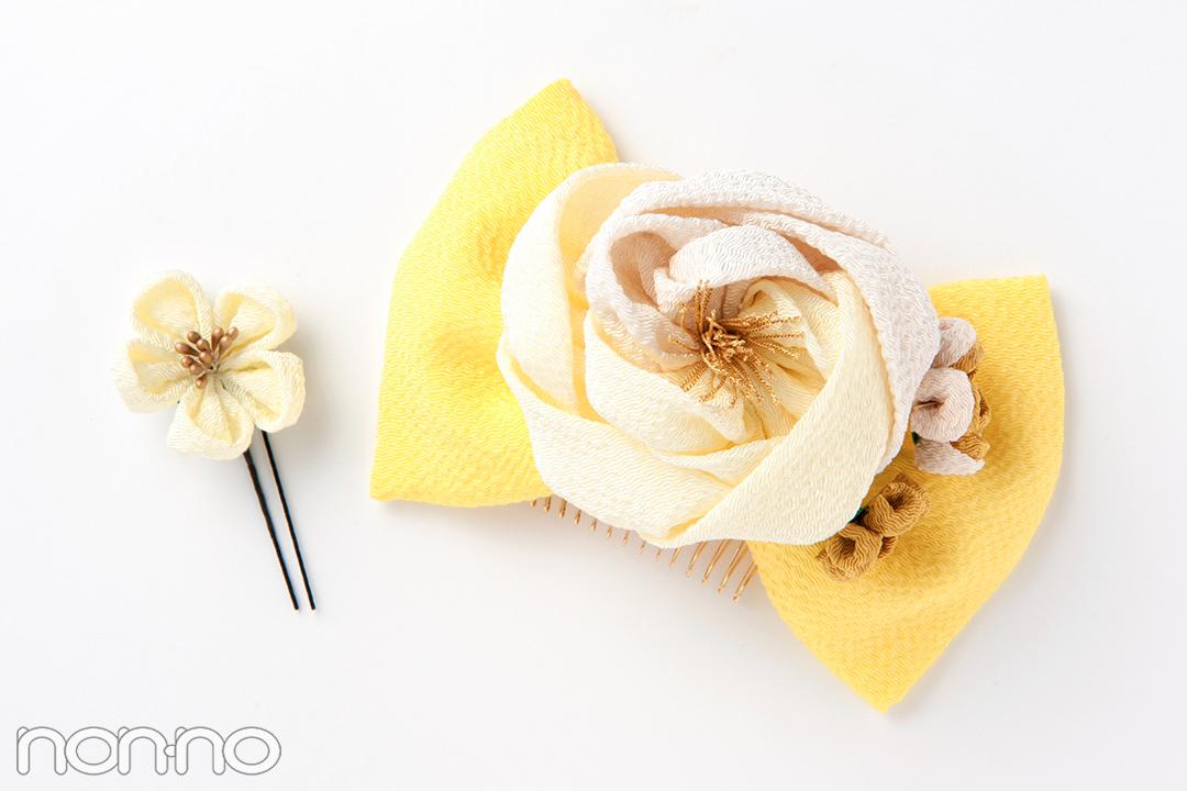 レトロ感が可愛い! 和装に似合う髪飾り「リボン」5選#ボブにもおすすめ!_1_2-4