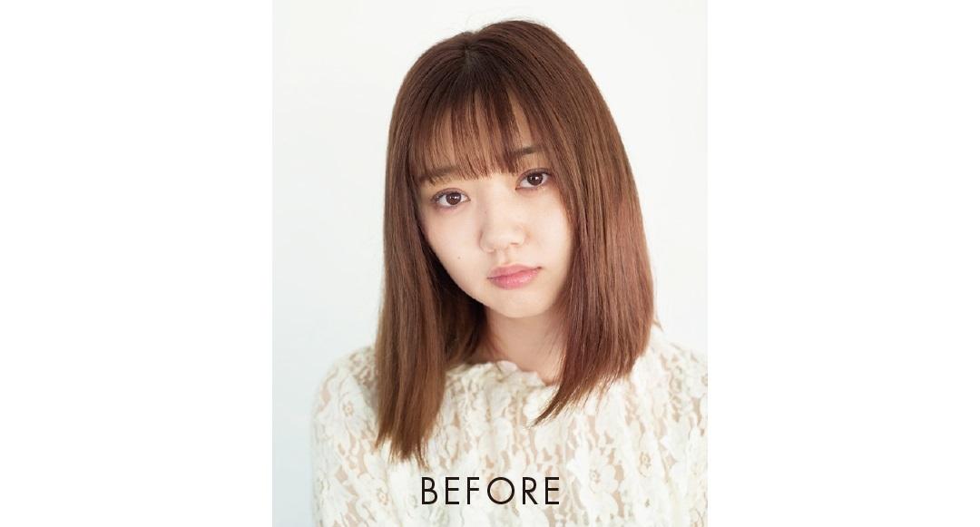 【ヘアアレンジ】簡単巻き髪テク★ 揺れるミディアムはこう作る!_1_2