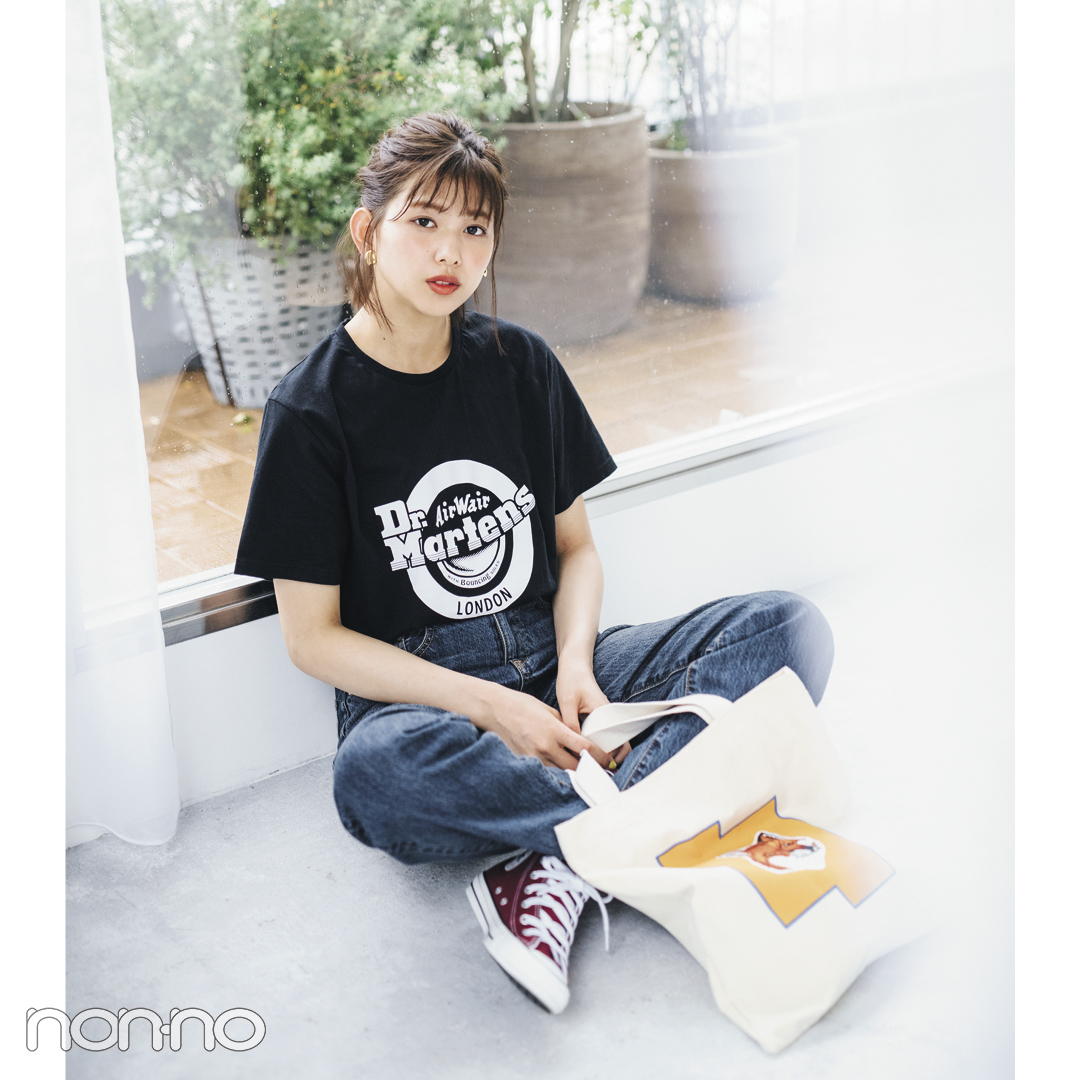 渡邉理佐も私服で登場★ノンノ専属モデルの夏の旅行コーデをのぞき見♡ _1_1-2