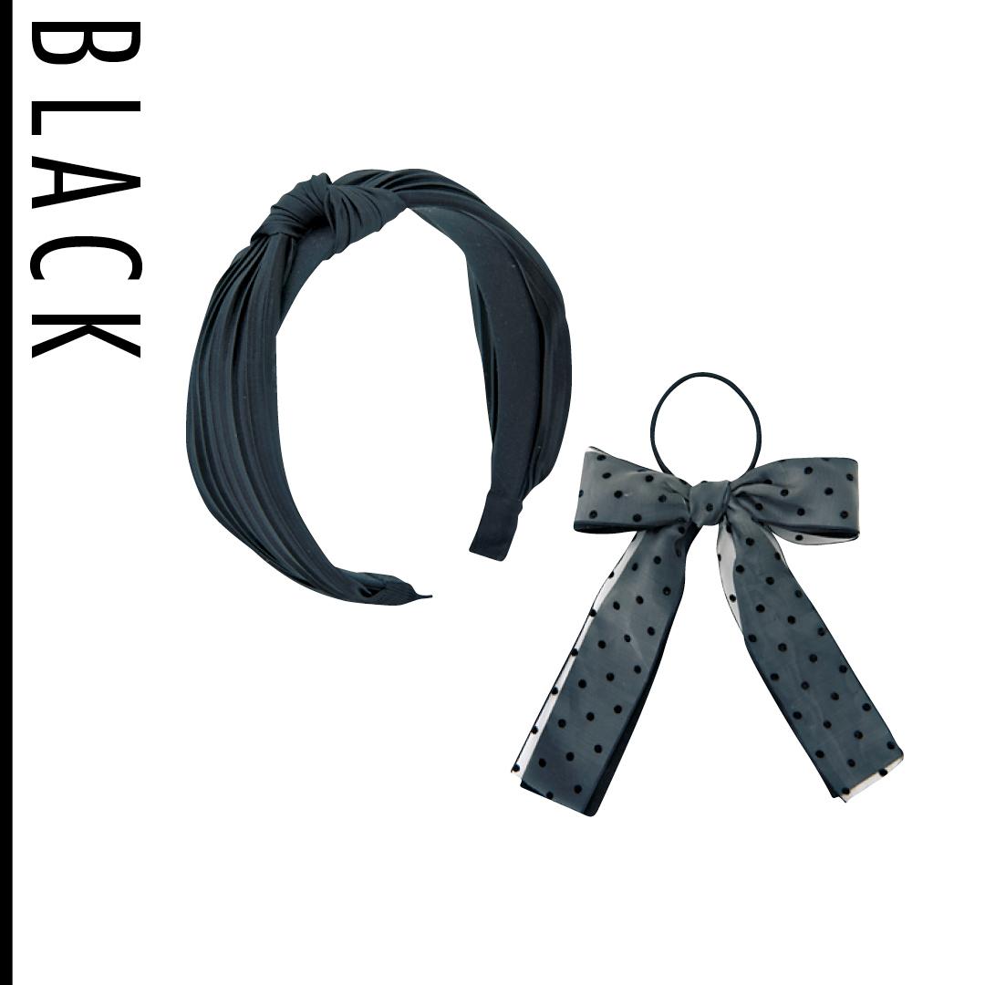 夏の黒はどう着るのがおしゃれ? 新木優子がナビ!_1_3-1
