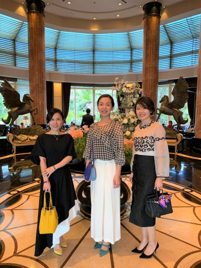 美女組さんと♪鉄板焼き「恵比寿」ウエスティンホテル東京へ_1_5