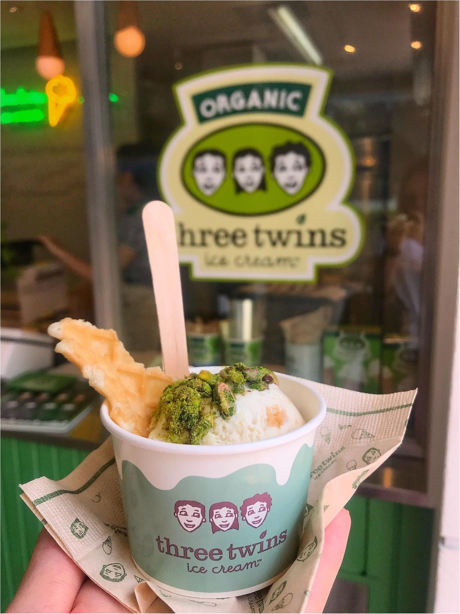 【スリーツインズ アイスクリーム】全米No.1人気アイスクリームの1号店が代官山に!