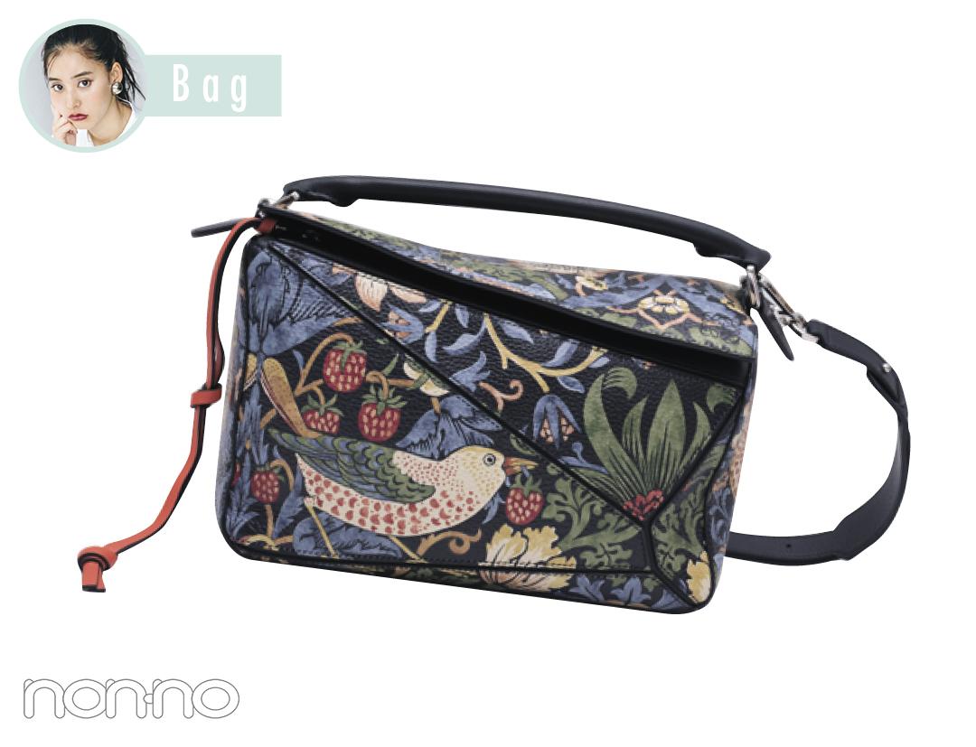 新木優子のお気に入り♡ ロエベのバッグ&バッグの中身を大公開!_1_1