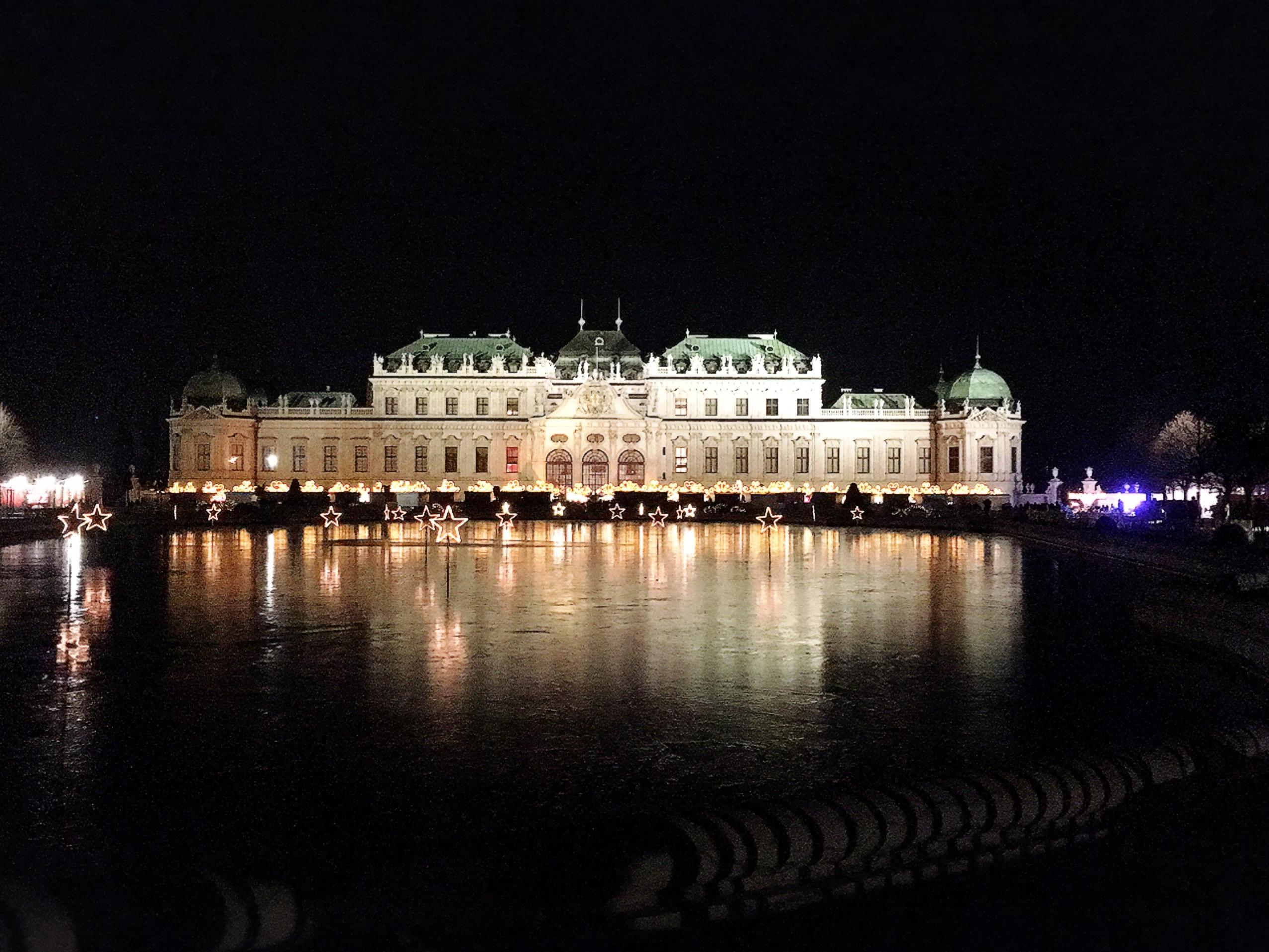 ベルベデーレ宮殿のクリスマス_1_1