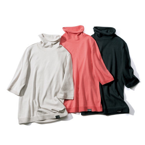 【Tシャツ・春ニット】シーズンレスなトップスこそ今買うべき!_1_3