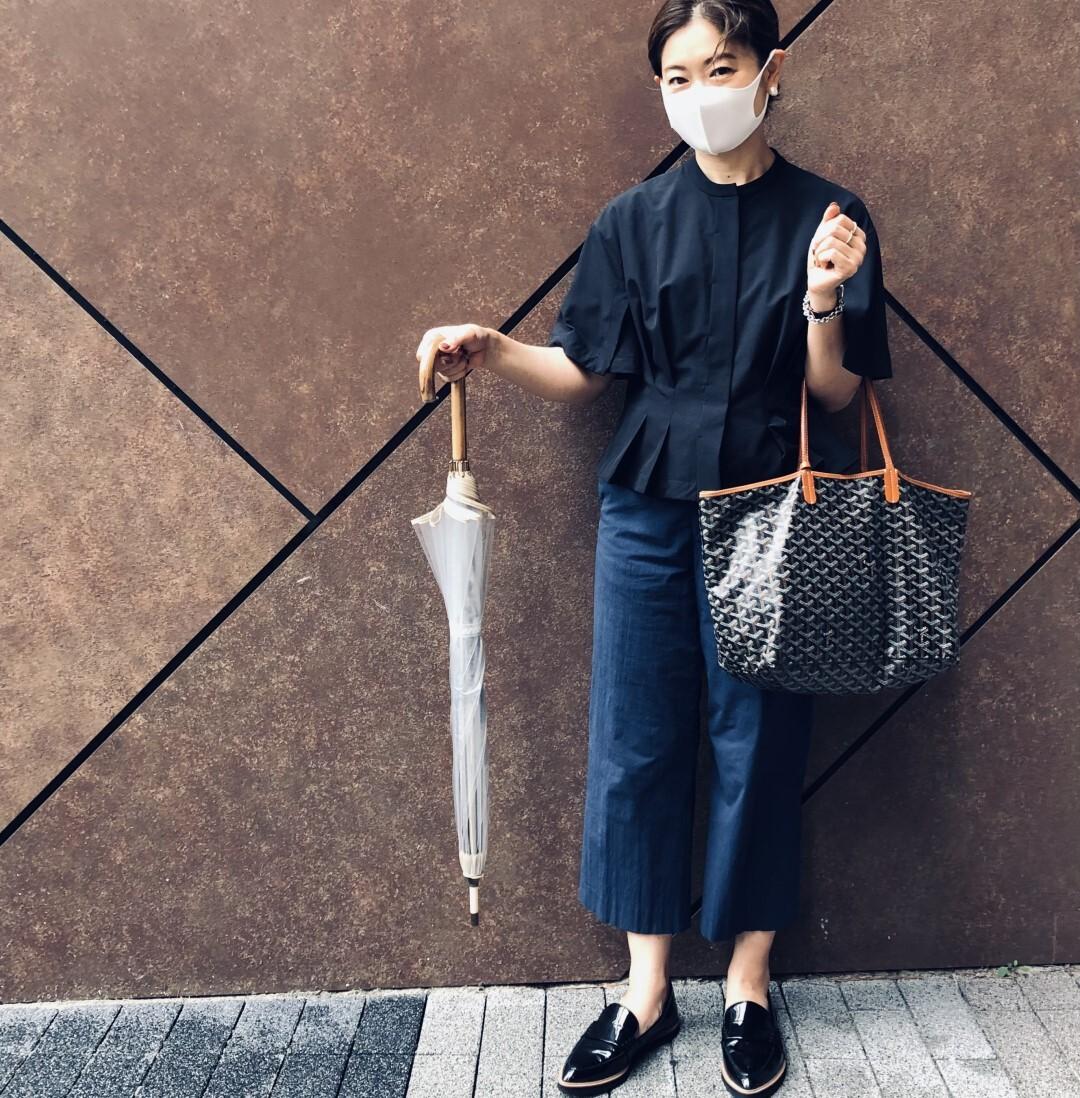 三尋木奈保さん サードマガジンの傘