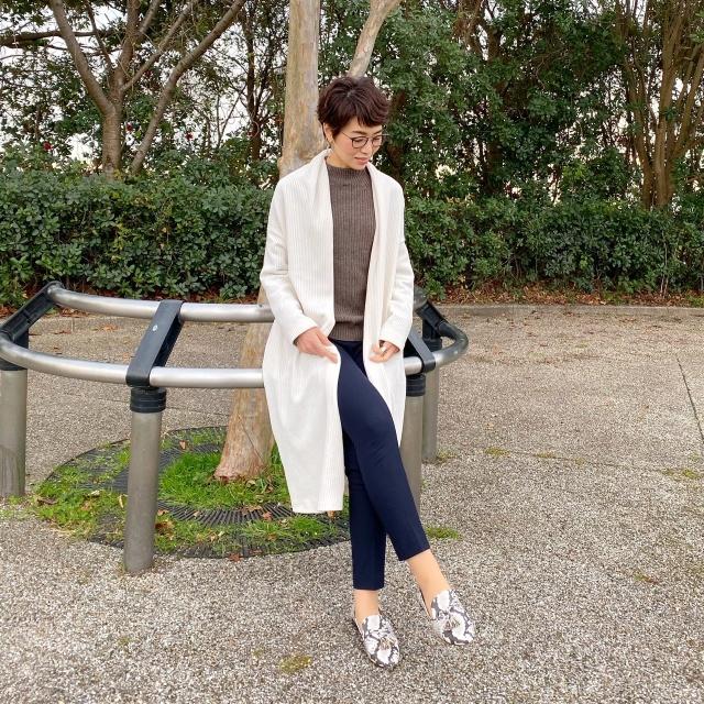 10年愛•5年愛…最愛パンツは、My styleのベース!_1_4