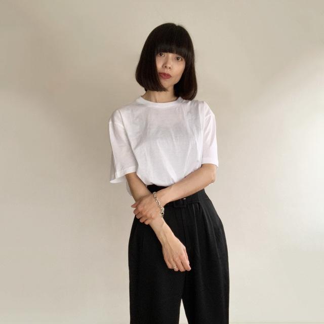 おすすめ白T Part.2 プラダのパックTシャツ_1_2