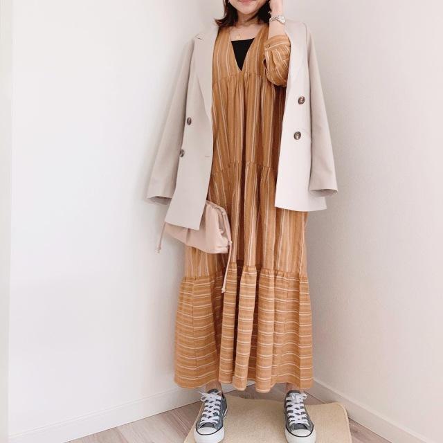 『新ジャケット論』カジュアルにこそジャケット!!【momoko_fashion】_1_1-1