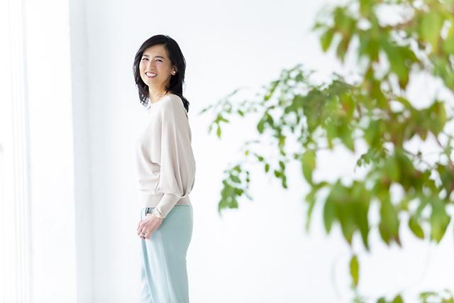 エクラ・華組の豊田真由美さん
