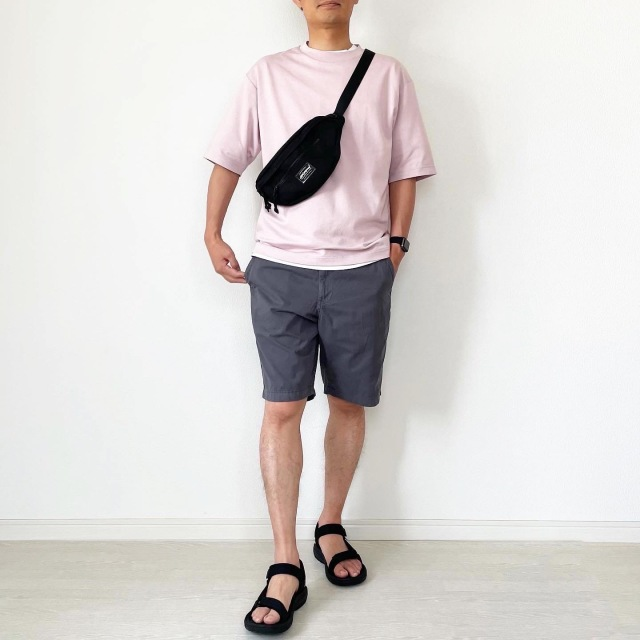 ユニクロ番外編!メンズファッション【tomomiyuコーデ】_1_10