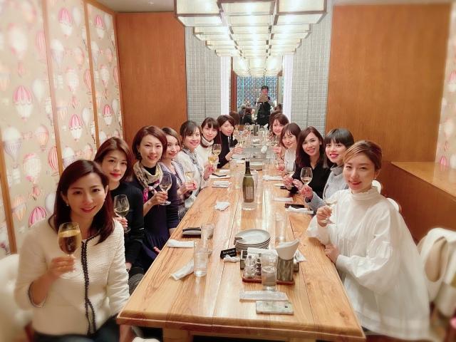 美女組同期のランチ会は幸せの時間♡_1_1