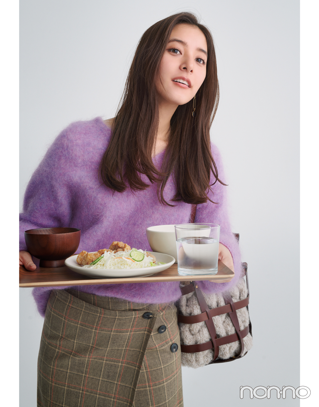 新木優子主演・恋とニットの物語、大学時代の「君」編【ニットを着るなら、エモいほう。vol.3】_1_5