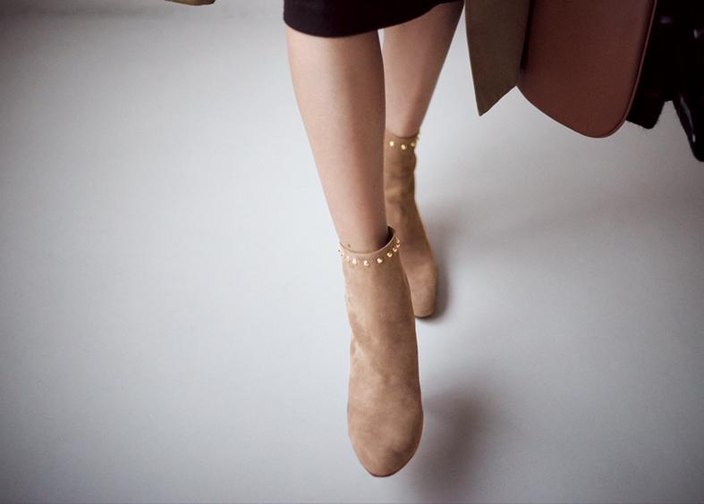 より華奢さがアップした「女っぷりヒール」ブーツで着こなしを格上げ!_1_4