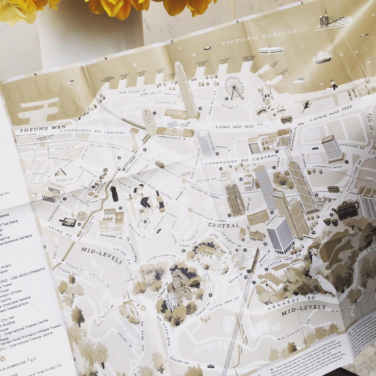 ホテルとして生まれ変わったTHE MURRAYに泊まる、 温故知新、香港①_1_2-21