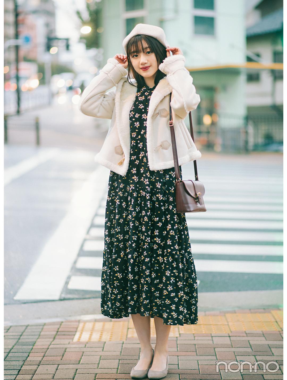 佐々木美玲の冬私服♡ バッグの中身もお見せします!_1_2