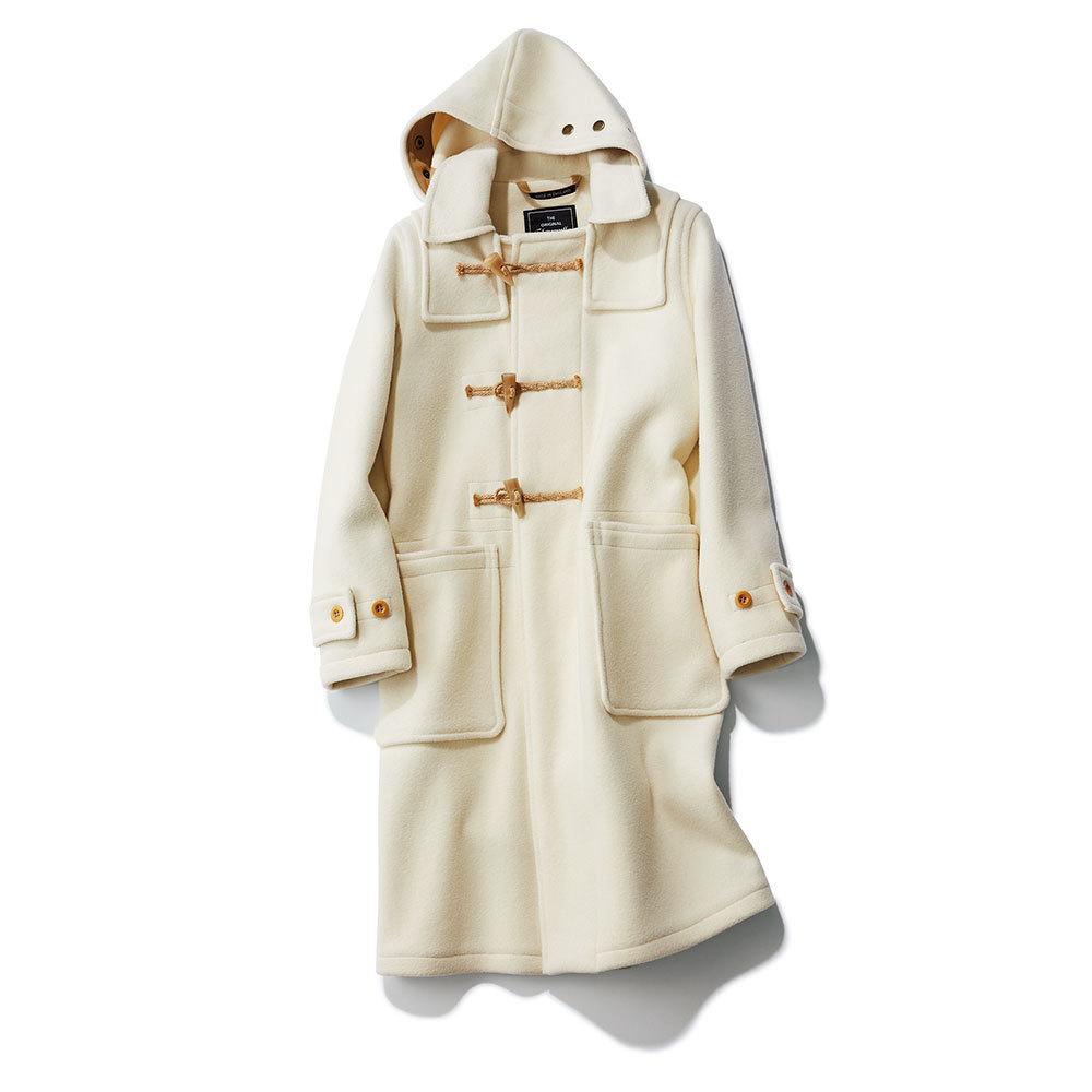 ファッション グローバーオールのダッフルコート