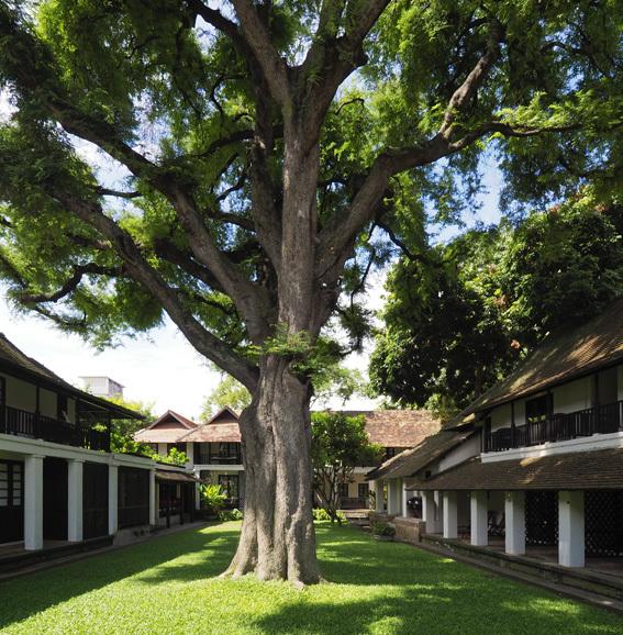 隠れ家の趣き タイ チェンマイのラーンナースタイルホテル 5選_1_2-1