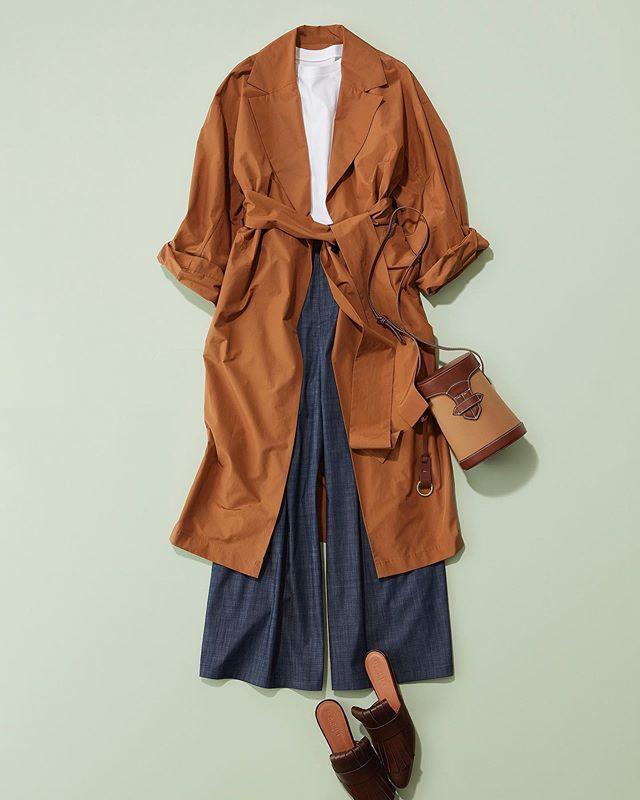 着映え、スタイル映えが叶う!50代のための毎日の美人服「my perfect wardrobe」デビュー!_1_1