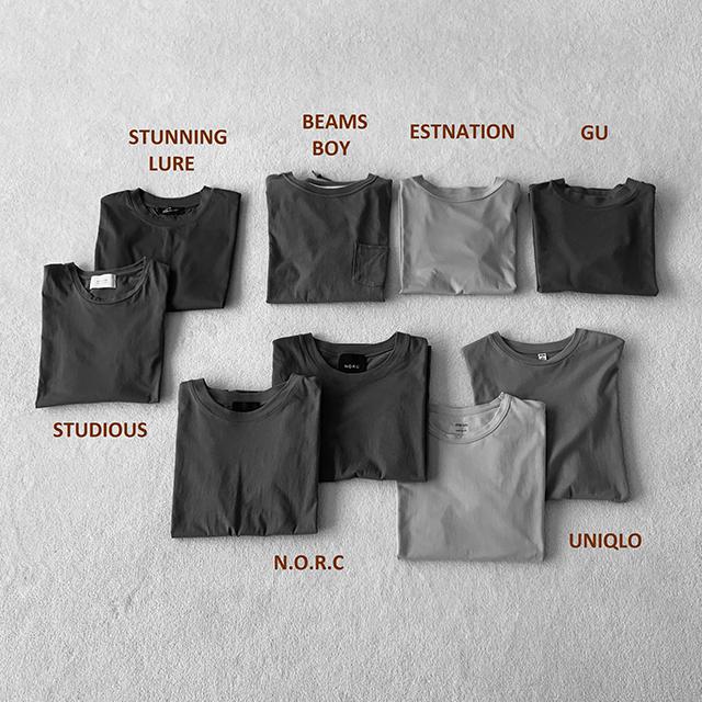 """アラフォーが今すぐ買うべき""""2021夏のトレンドTシャツ""""はこれ! 大人に似合う最旬Tシャツまとめ 40代ファッション_1_19"""