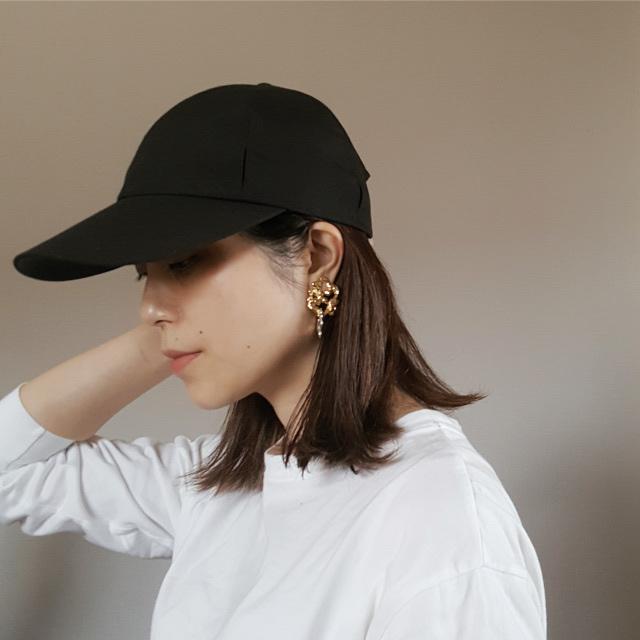 アラフォー夏の帽子コレクション_1_2