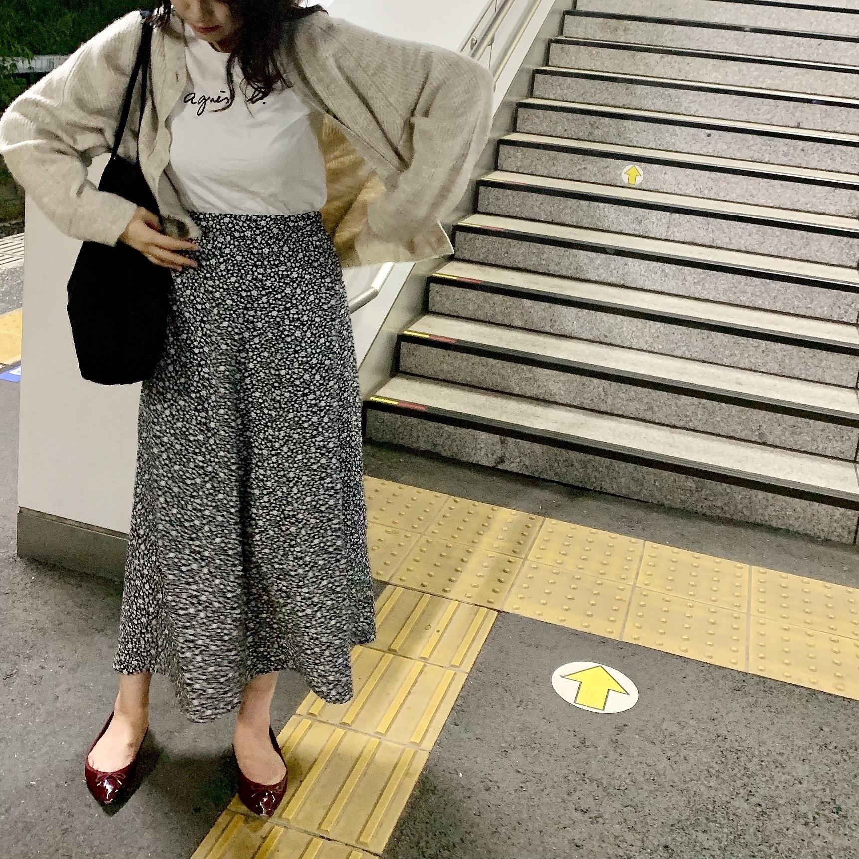 【学校コーデ】GUで買った服を着てみた!!_1_5