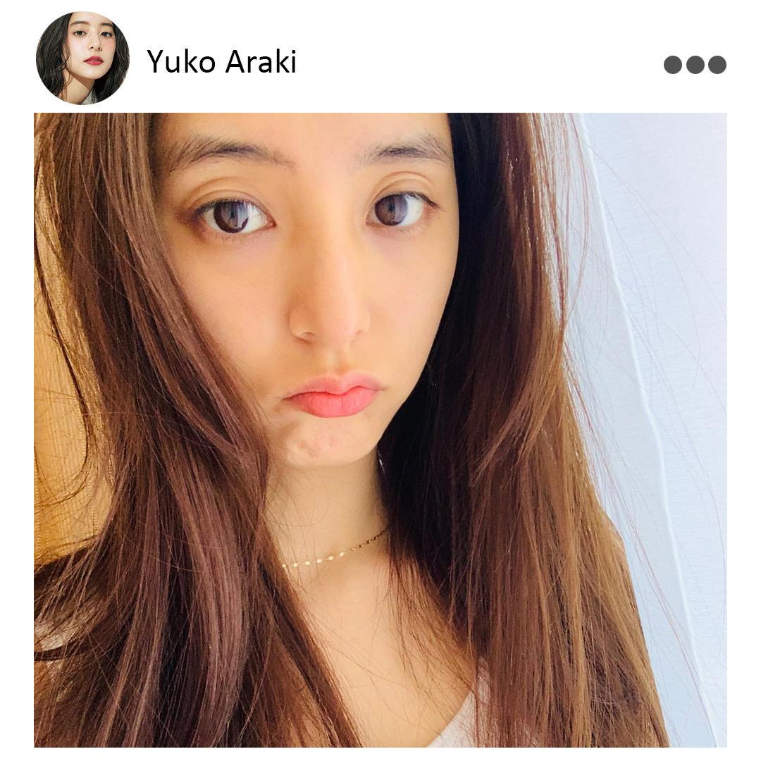 新木優子 Instagram(@nonno_magazine)