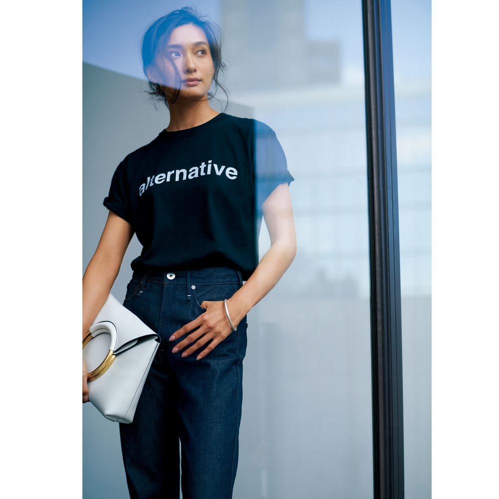 リッチに見えつつ、トレンドもおさえて!次に買うべき最新「Tシャツ」 News_1_1-5