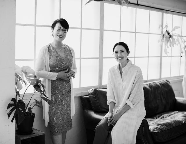 感性アナリスト 黒川伊保子さん × モデル 浜島直子さん対談