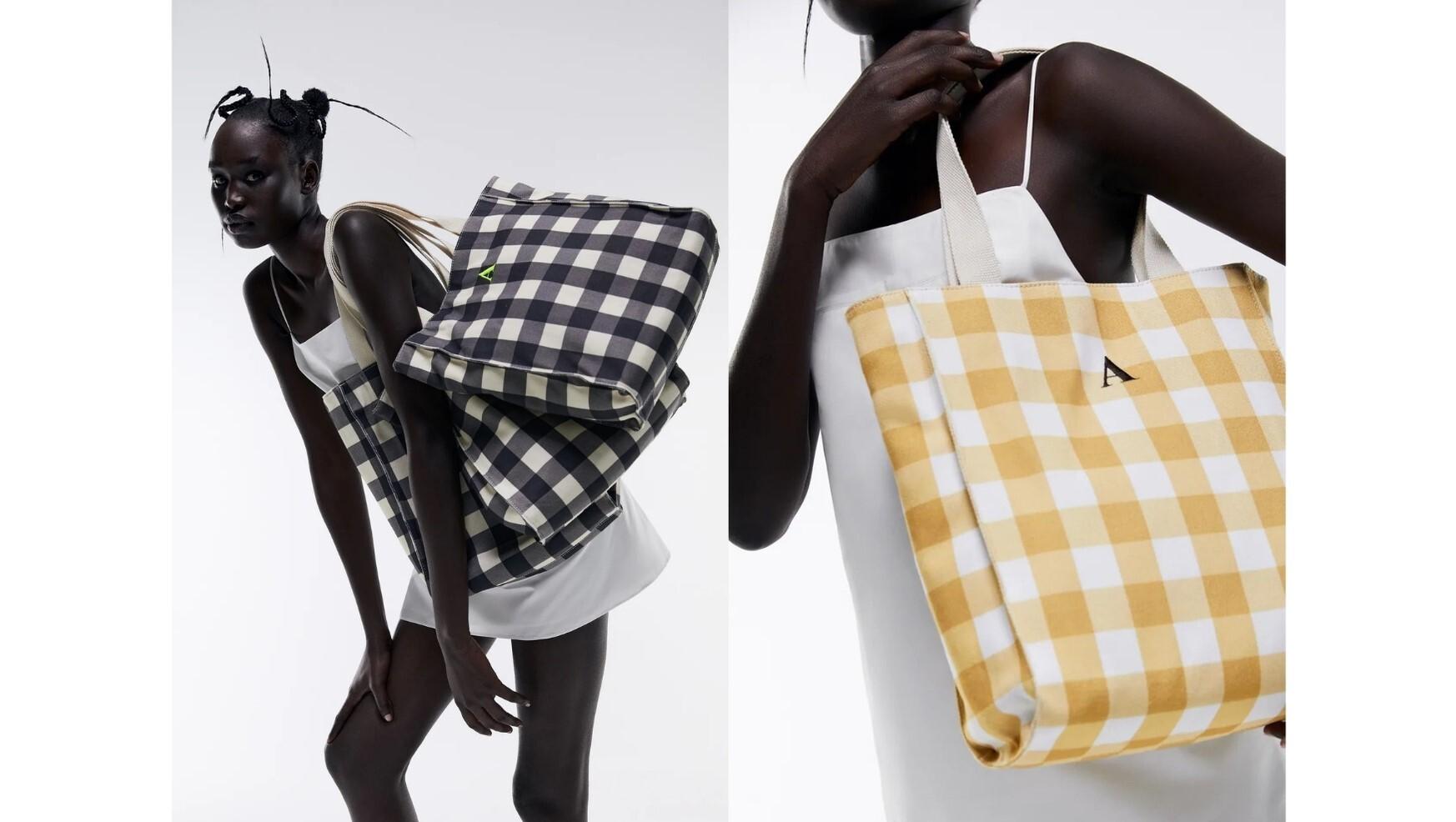 【ZARA】+290円でイニシャル入りオリジナルバッグが作れる! 通学、通勤にもぴったりな「パーソナライズ キャンバス トートバッグ _1_8