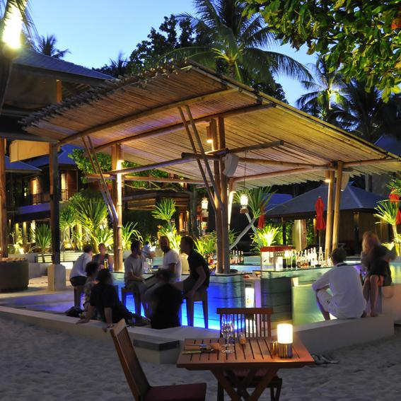 タイビーチのビーチを楽しむ、離島のホテル5選(リペ/クラダン/サメット/パンガン/チャン) _3_2-4