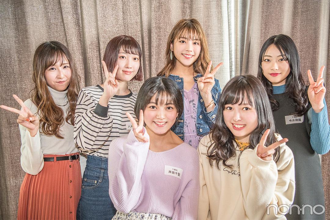 【カワイイ選抜】オフ会開催レポート★ モデルの貴島明日香ちゃんも登場!_1_4-3