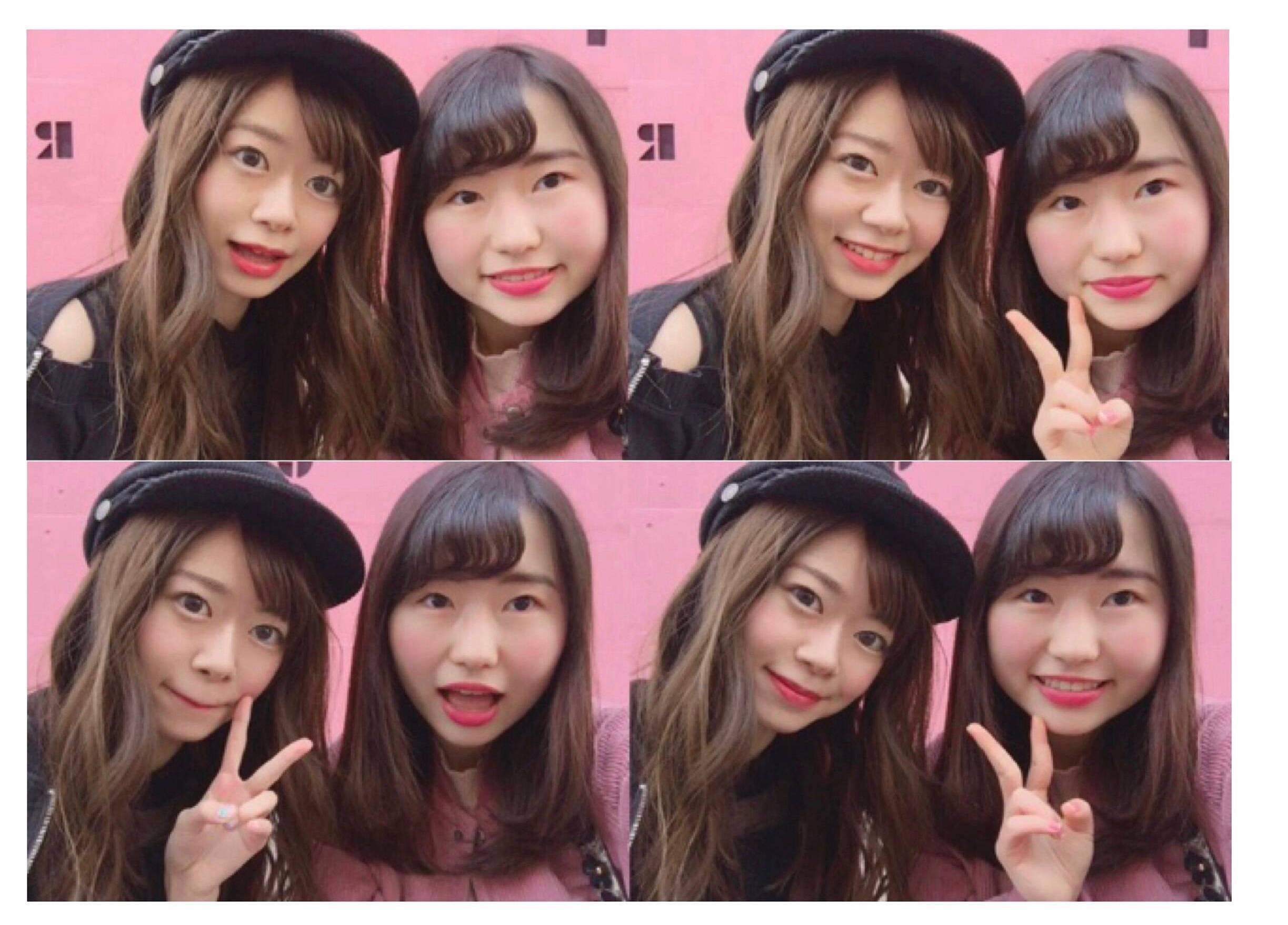 Vol.4♡ Pink × Blackで大人ガーリーcoordinate❤︎_1_9