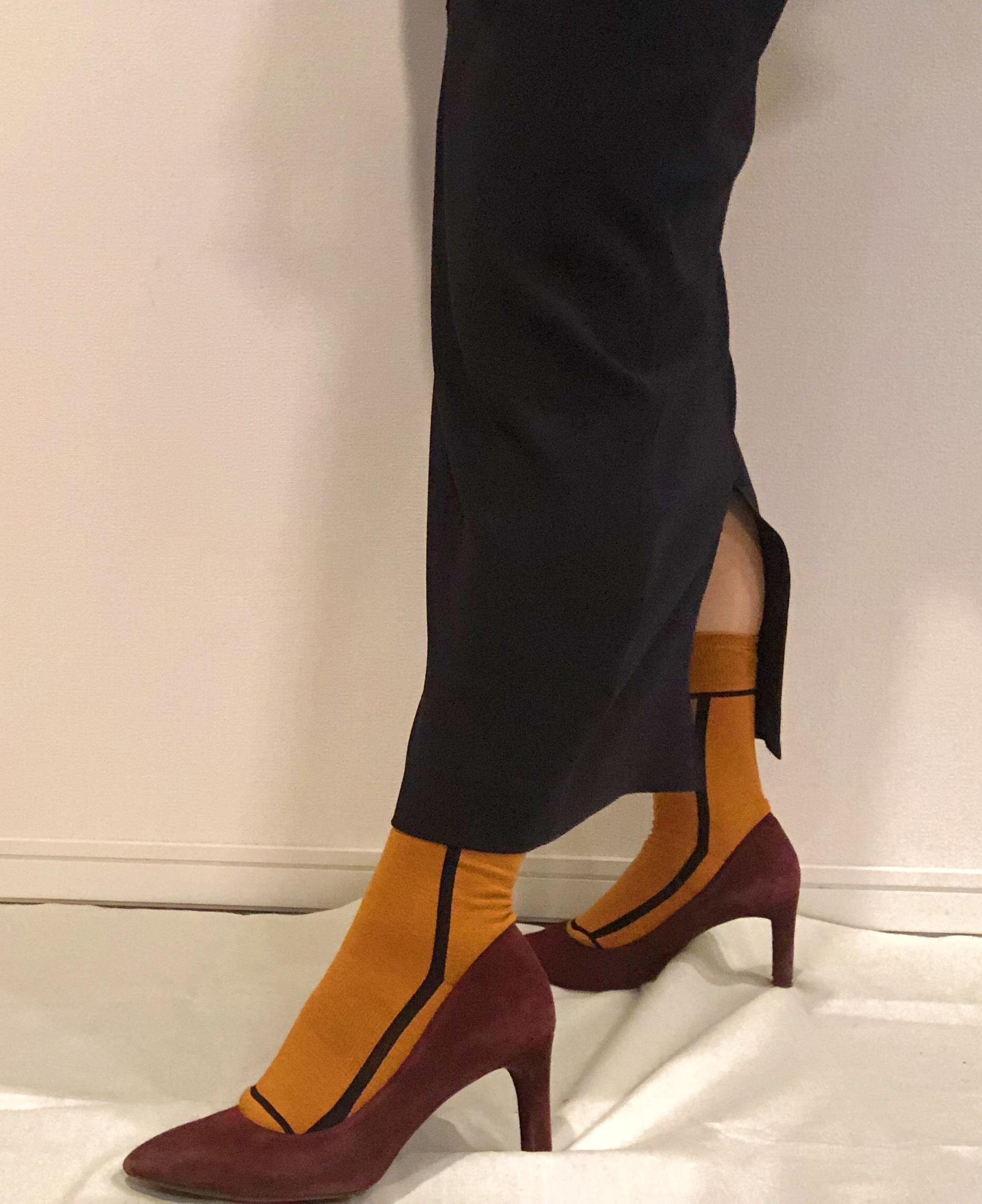 chicstocksのオシャレ靴下でコーディネートの幅が広がりました!_1_3