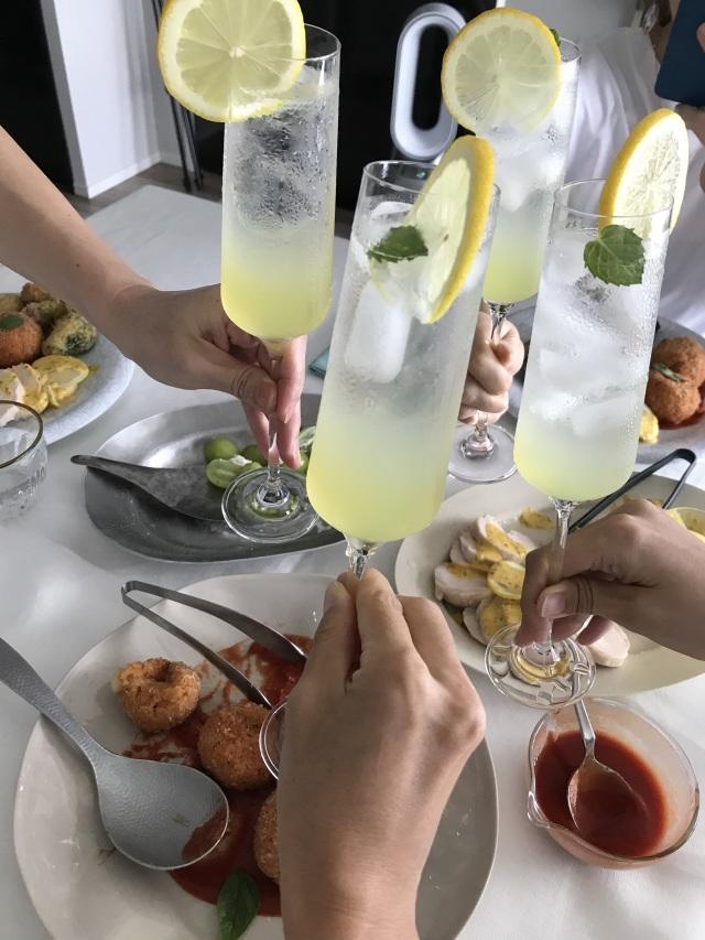 お料理で夏を満喫!爽やか「レモン」を使った料理教室へ_1_1-1