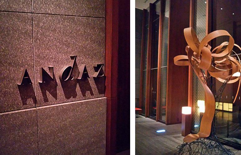 アンダーズ東京の51階 タヴァン ダイニングで素敵な夜景ディナー_1_6