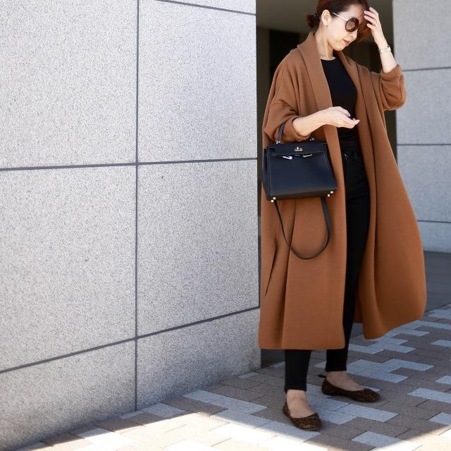カーデ以上コート未満の出番です☆_1_1