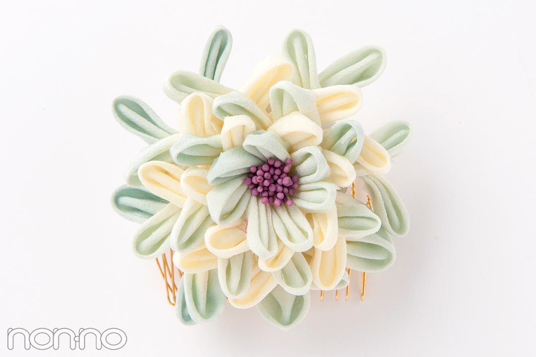 ボブの成人式にも似合う! 和装髪飾り「花かんざし」5選_1_2-3