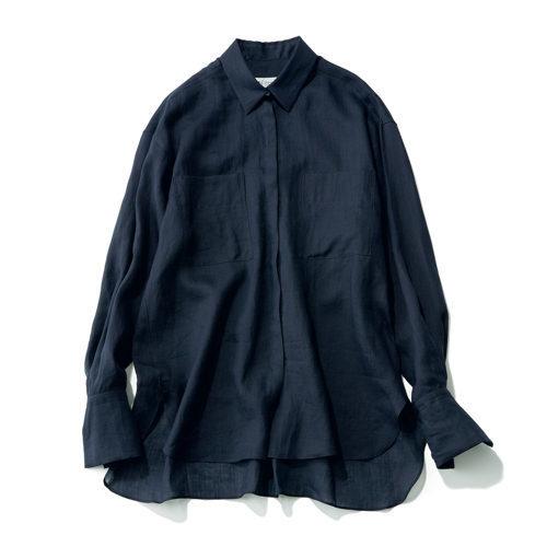 上質なシャツとバッグでおしゃれの格を引き上げて!_1_3