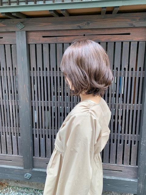 ☆アラフォー秋の最新ヘアカラー!☆_1_3