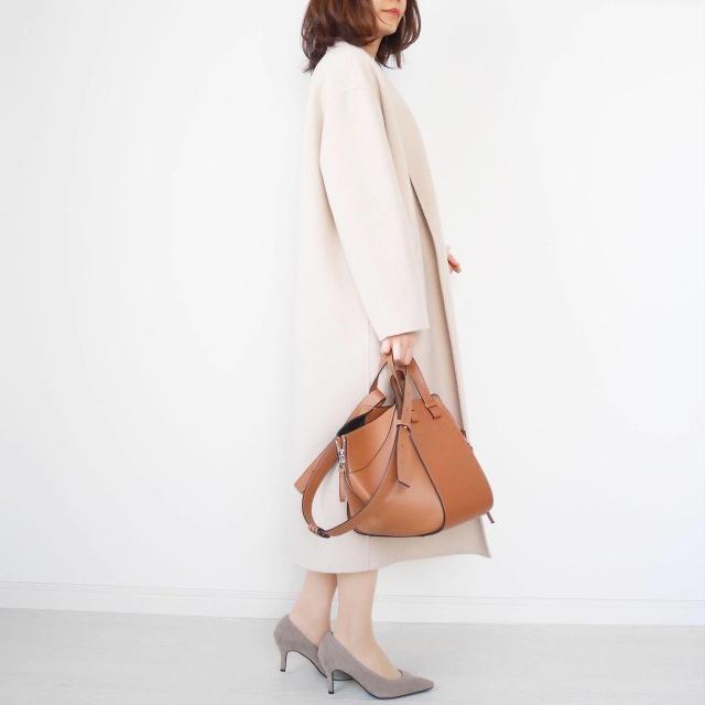 大人が似合う淡ピンク♡美シルエットタイトスカート【tomomiyuコーデ】_1_7