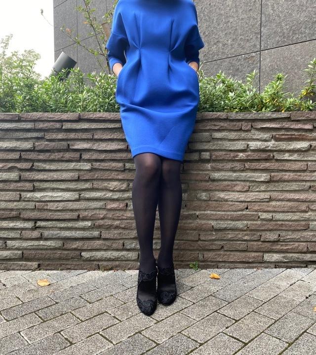 11月号付録「ニュアンスブラック美脚タイツ」コーデ実例!美女組の着こなしまとめ_1_1