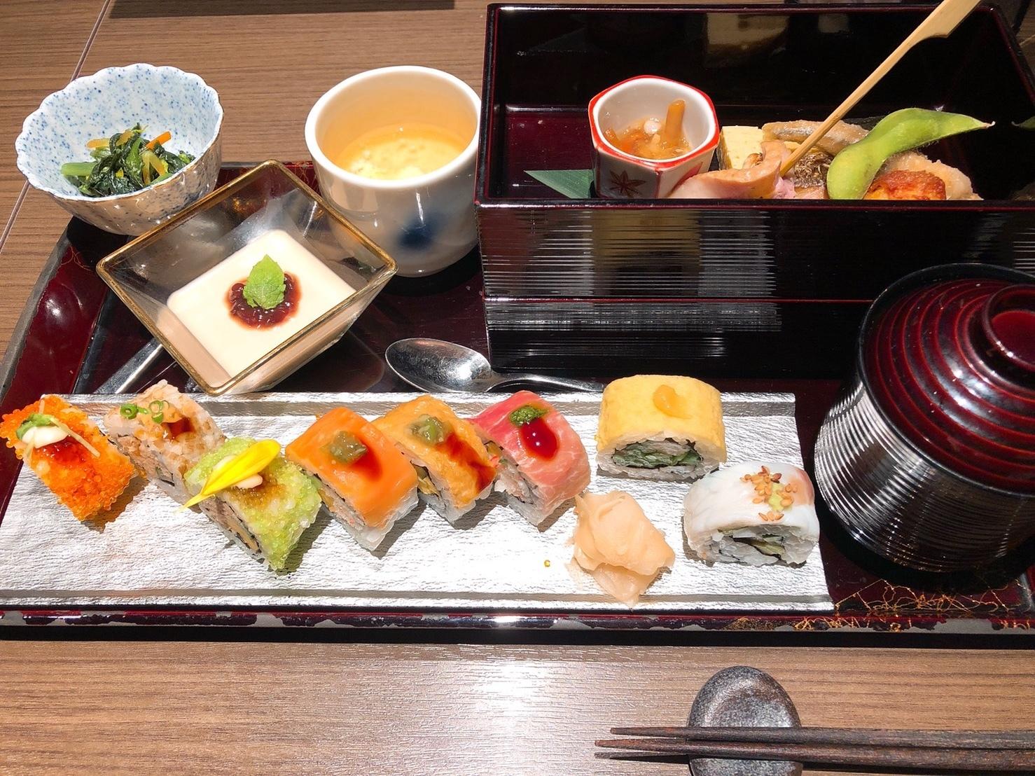 インスタ映えも♡銀座でお得な寿司ランチ!_1_2