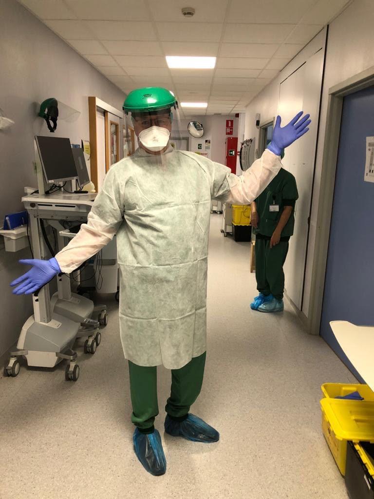 ベルギーの医療従事者、フィリップ