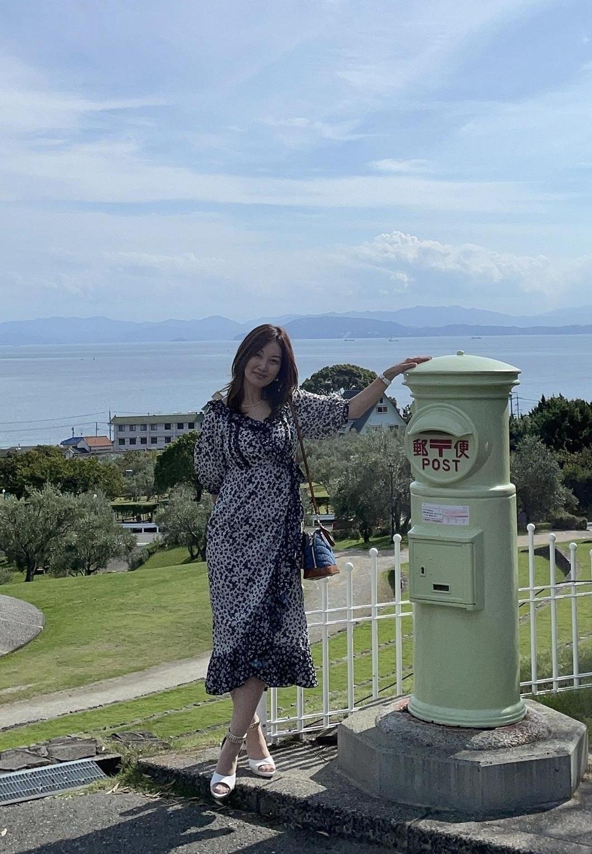 とっておきワンピースでフォトジェニックな小豆島へプチトリップ♬ PART2 オリーブ公園 _1_9