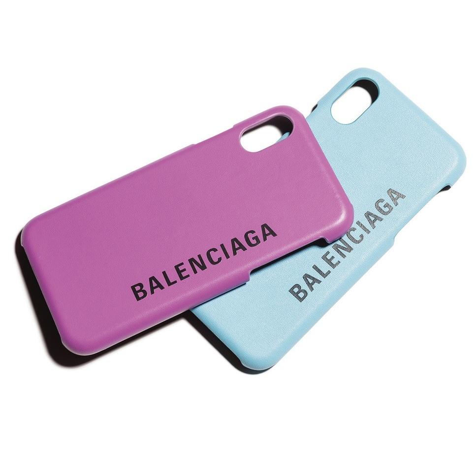 ファッション バレンシアガのiPhoneケース
